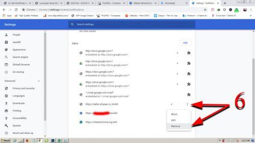 Cara Menghilangkan Notifikasi Website yang Sering Muncul di Laptop
