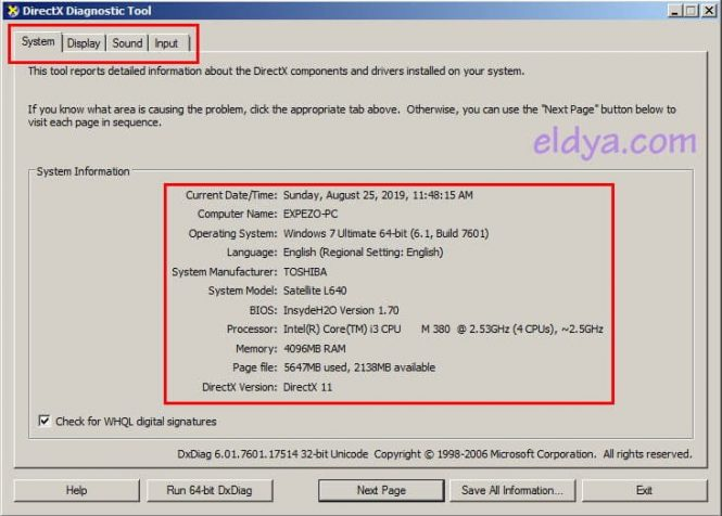 Cara Cepat Cek Spesifikasi Laptop pada Semua Windows