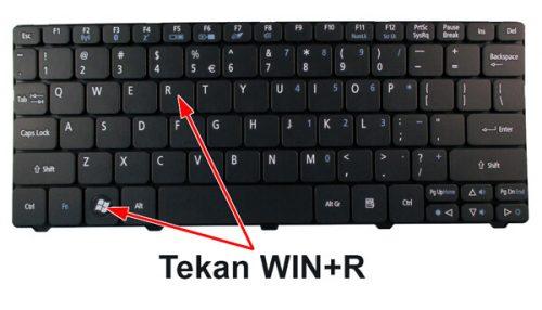 Cara Cek Kapasitas Ram dan Harddisk Laptop