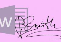 cara scan tanda tangan menggunakan hp