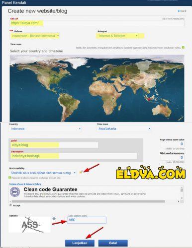 Cara Mengetahui Jumlah Pengunjung Website Kita