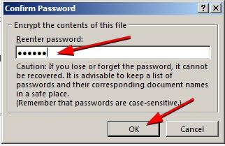 Cara Mengunci Dokumen Word dengan Password