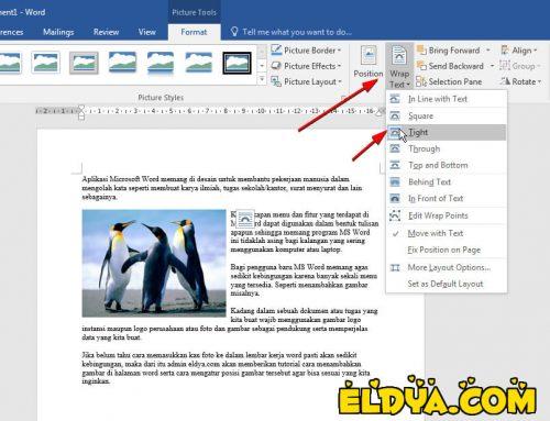 Cara Memasukkan Gambar Ke Microsoft Word