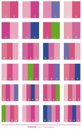 Contoh Kombinasi Warna yang Cocok untuk Pakaian dan Desain