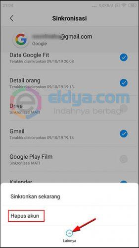 menghapus akun-google-di-android