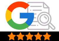 Cara menampilkan rating bintang blog di Google